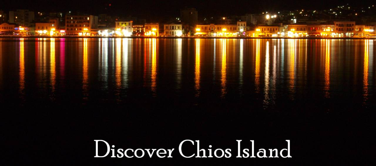 chios rent a car and moto - Chios island